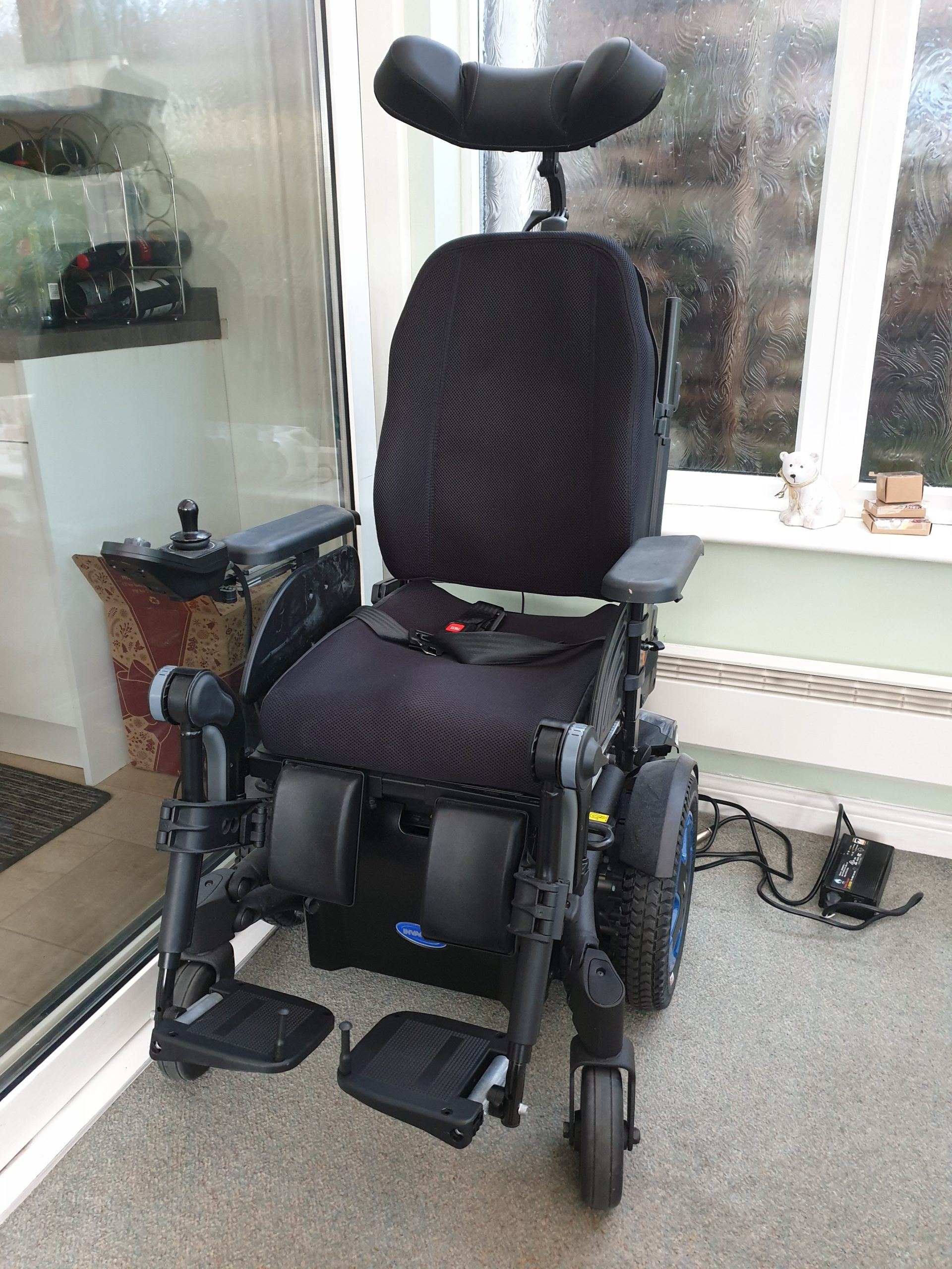 My TDXSP2 Wheelchair