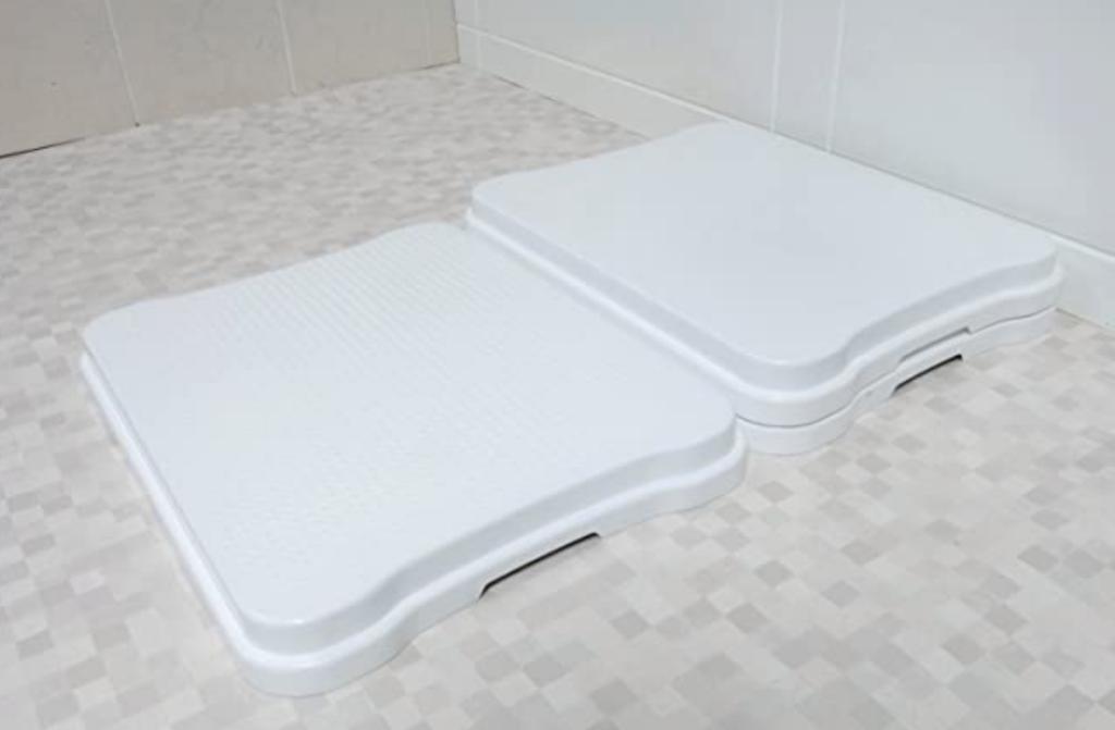 Transfer/Bath Step